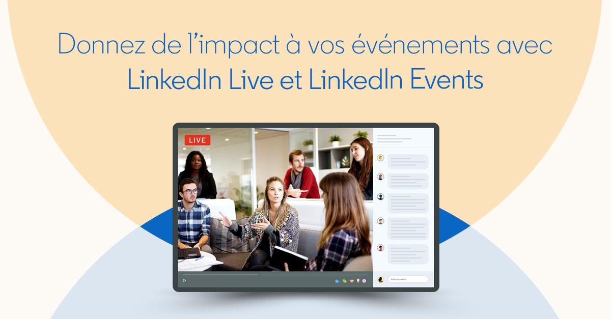 linkedin live event